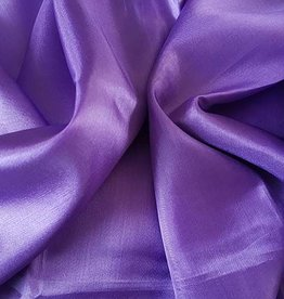 Belly dance silk veil lavender