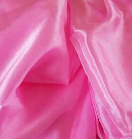 Belly dance silk veil light pink