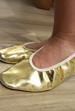 Dance shoes in gold - size 43 & 44