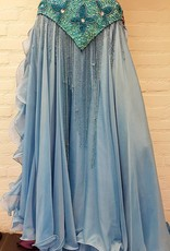 Costume Dalal turquoise