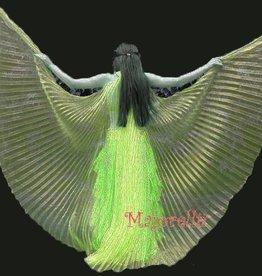 Schöne Isis Wings in organza