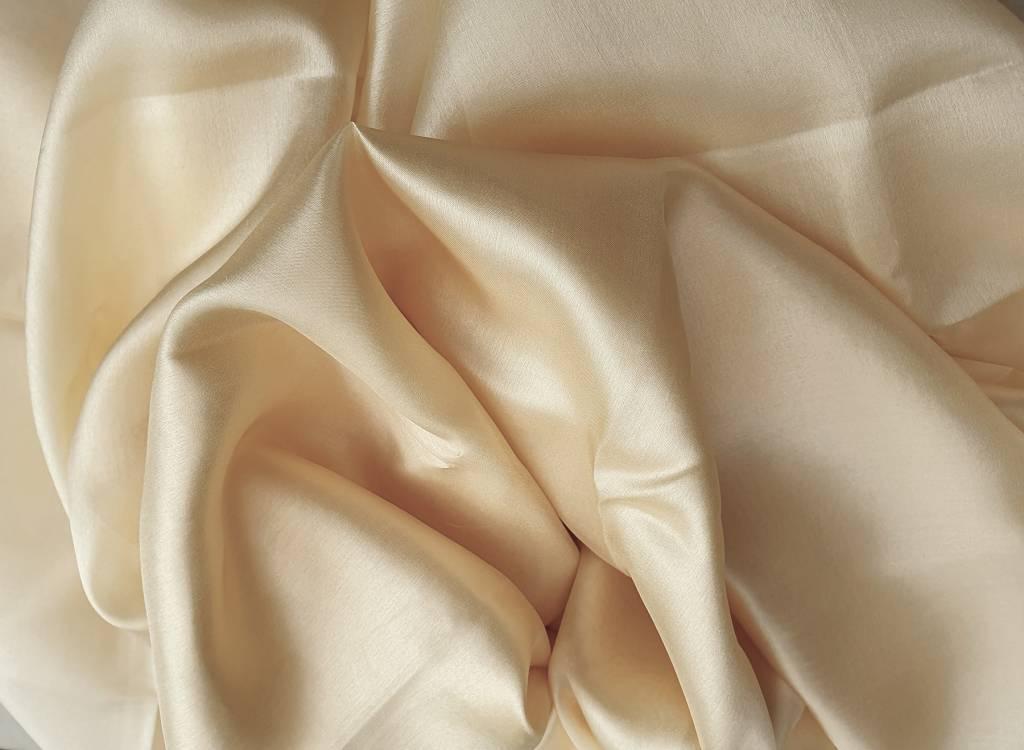 Silk belly dance veil beige