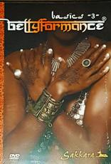 Sakkara Bellyformance-DVD Basics 3
