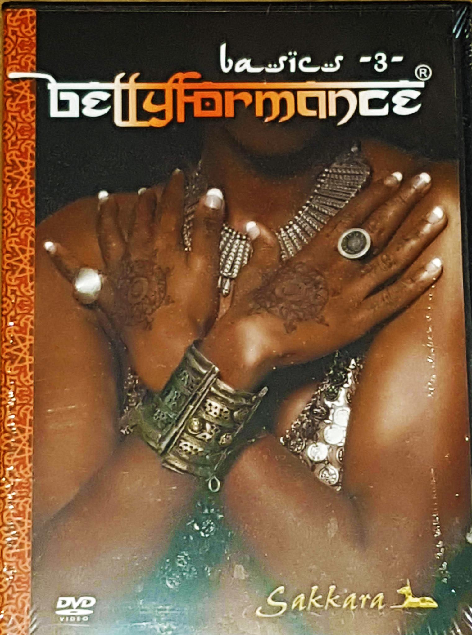 Bellyformance-DVD Basics 3