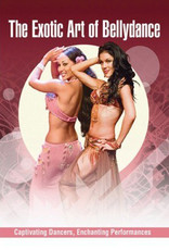 DVD The Exotic Art of Bellydance