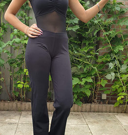 Catsuit sleeveless with strong mesh