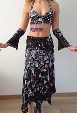 Sakkara Bauchtanzrock / Kostüm 'Elmira'
