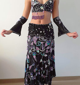 Belly dance skirt / costume Elmira
