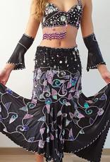 Bauchtanzrock / Kostüm 'Elmira'