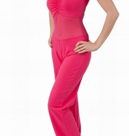 Belly dance catsuit sleeveless