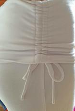 3/4 Yoga pants white