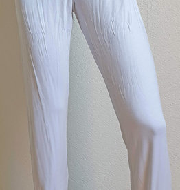 Yoga pants white