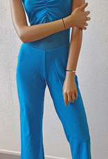 Catsuit sleeveless with strong mesh  Size S or 3XL