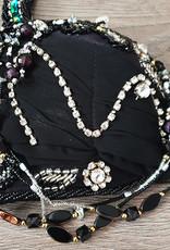 Sakkara Sehr schönes Designkostüm schwarz  Shahar