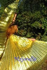 Schöne Isis Wings in Gold