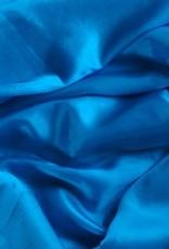 Silk belly dance veil turquoise