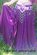 """Belly dance costume """"Anisa"""" in purple"""