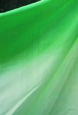 Silk belly dance veil green color gradient