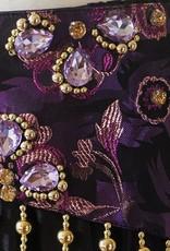 Belly dance costume Amani in purple
