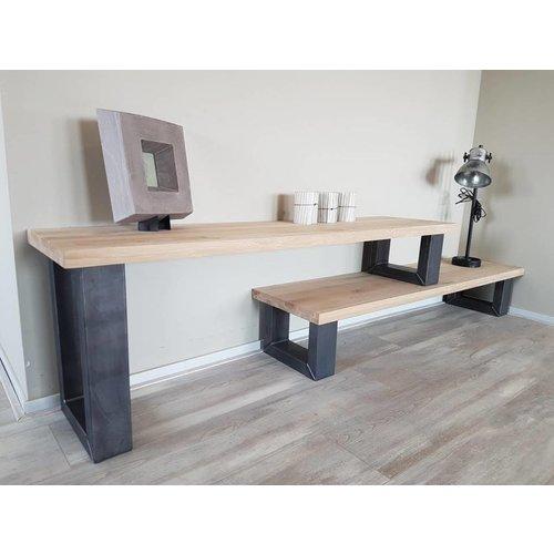 TV-meubel Hoog & Laag Eiken
