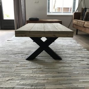 Salontafel X-Frame
