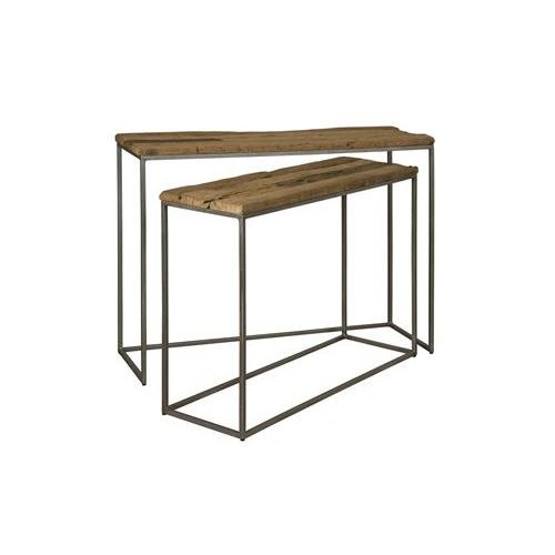 Robuuste Sidetable set van 2