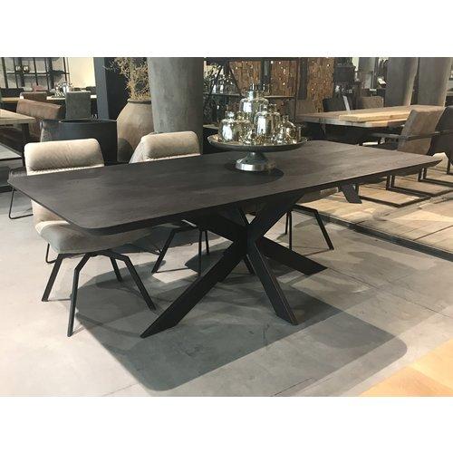 Black design tafel