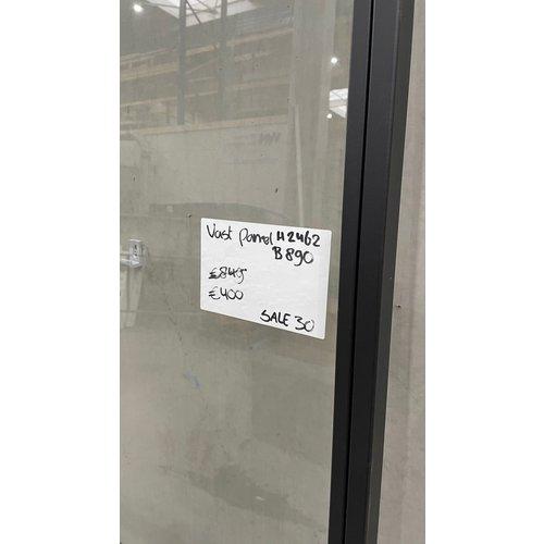 Vast paneel 2462 x 890 (sparingsmaat) Sale 30