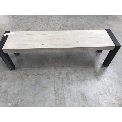 Steigerhout meubel 28 - 160x40x45