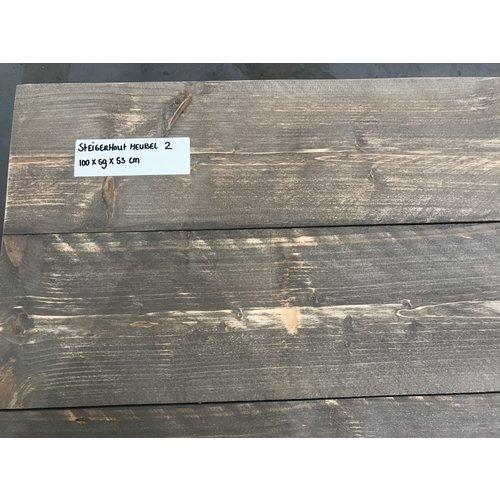 Salontafel steigerhout 2 - 100 x 59 x 53