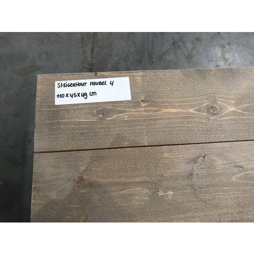 Steigerhout meubel 4 - 110 x 45 x 49
