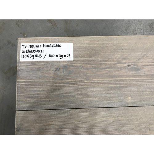 TV meubel steigerhout Hoog/Laag 13