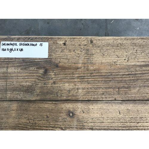 Salontafel steigerhout 15 - 150 x 96,5 x 40