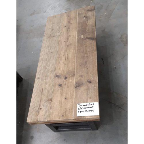 Steigerhout meubel 31 - 130 x 55 x 39,5