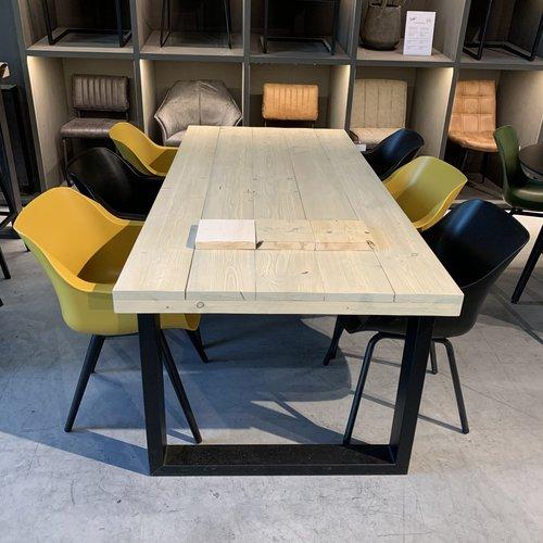 Eettafel U-Frame voor buiten nieuw steigerhout