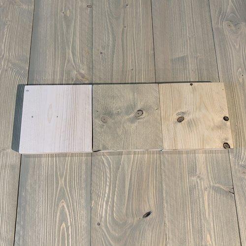 Eettafel A-Frame voor buiten nieuw steigerhout