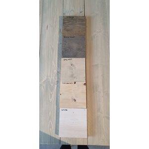 Eettafel X-Frame voor buiten nieuw steigerhout