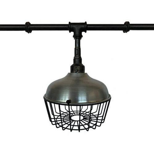 Hanglamp 3-spot 130 cm