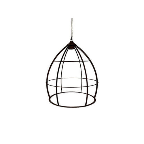 Hanglamp roest Ø 45 cm