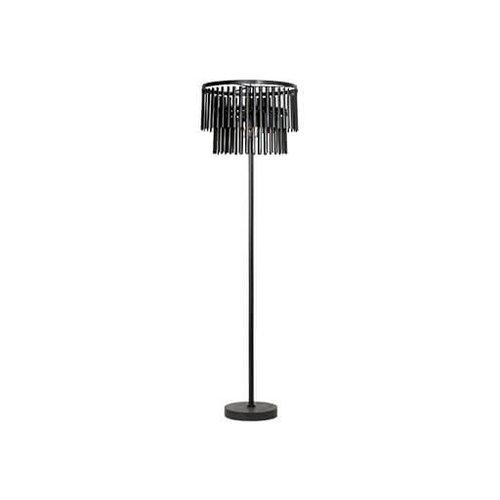 Vloerlamp zwart 160 cm