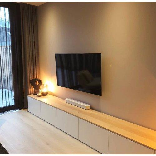 Losse plank voor Besta meubel 20 mm eiken