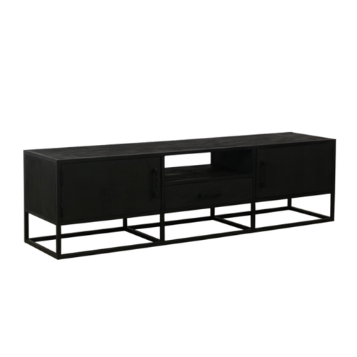 TV meubel Vigo zwart 180 cm