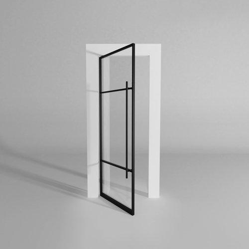 Standaard maten enkele taatsdeur in diverse maten en samenstellingen