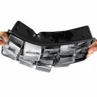 Seifenprofis Seifenprofis® XXL 1,2,3,4 Eiswürfelform aus Silikon, 3,5 x 3,5 x 3,5cm BPA-Frei