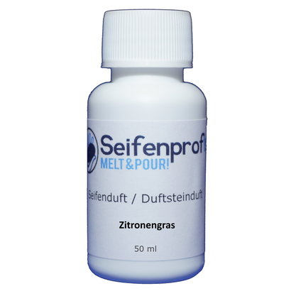 Seifen/Duftstein Duft Zitronengras 50ml