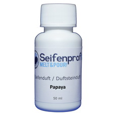 Seifen/Duftstein Duft Papaya 50ml
