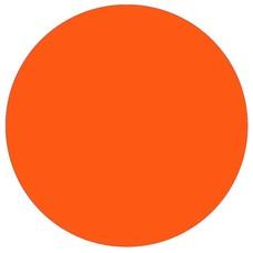 Seifenfarbe Duftstein Farbe Neon Orange 50ml