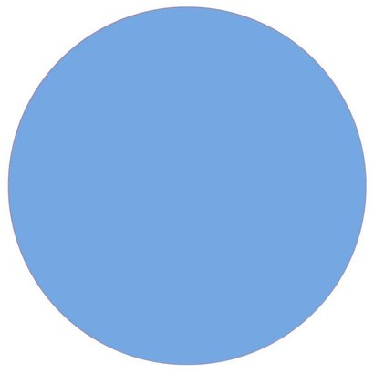 Seifenfarbe Duftstein Farbe Neon Blau 50ml