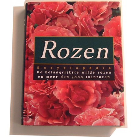 Könemann Rozen encyclopedie