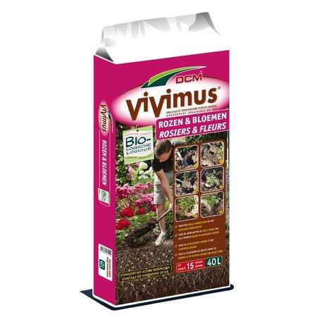 DCM Vivimus  voor rozen 30 liter.
